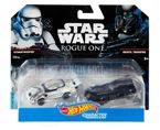 DWUPAK HOT WHEELS STAR WARS STORMTROOPER I DEATH