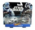 DWUPAK HOT WHEELS STAR WARS STORMTROOPER I PHASMA