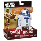 GRA BOP IT ROBOT R2-D2 STAR WARS R2D2 - HASBRO