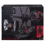 MEGA STATEK STAR WARS TIE FIGHTER 65CM + FIGURKA