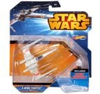 STATEK HOT WHEELS STAR WARS X-WING FIGHTER RED 3